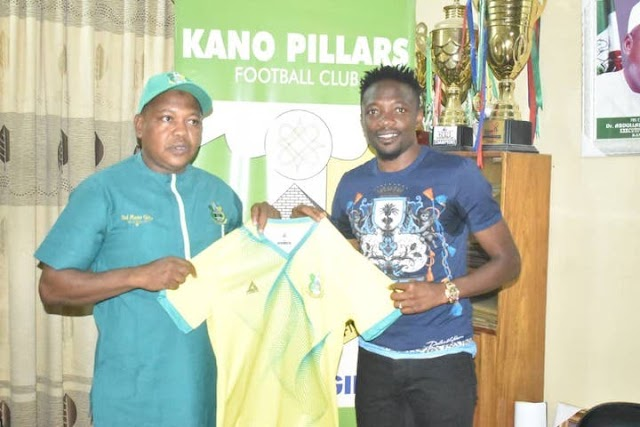 Do You Know That Ahmed Musa Will Play For Free At Kano Pillars? (Read Details)