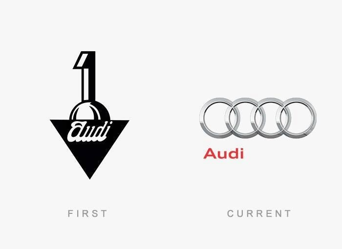 brand logos with theri first and final design (4)