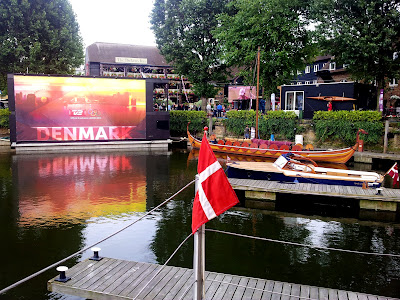 Denmark House at the London Olympics