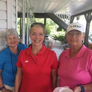 Myrlene, Judy and Wanda