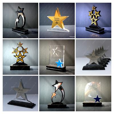 Trophies - Stars