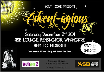 Youth Zone Ball