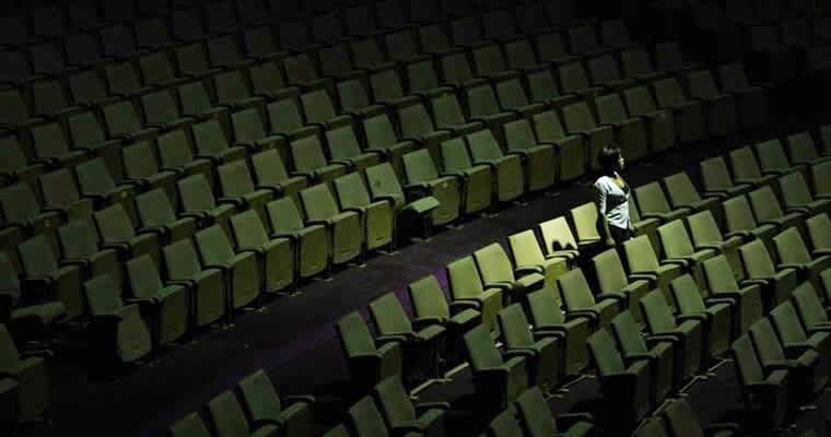 Inside National Arts Theatre, Lagos