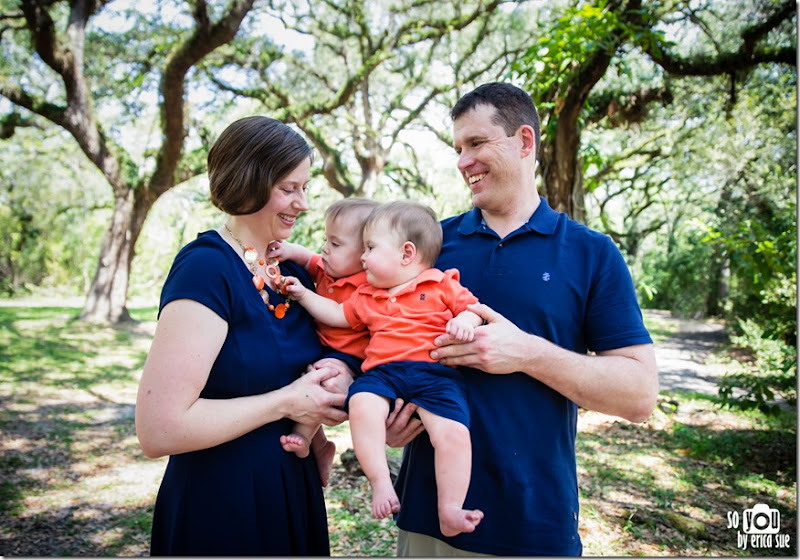 twin one year 1 family photo session tree tops park davie fl-