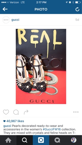 Sonique s beef with Gucci may be a little far fetched but it is definitely  getting her some publicity. 1565665e281c1