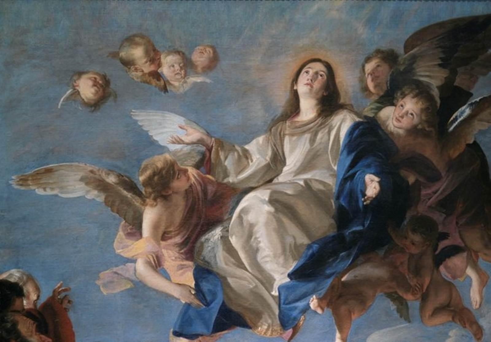 Em thật có phúc (15.8.2020 – Thứ Bảy - Lễ Đức Mẹ lên trời)