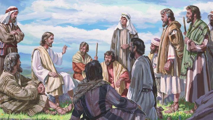 Anh em bảo Thầy là ai? (12.9.2021 – Chúa Nhật Tuần 24 TN B)