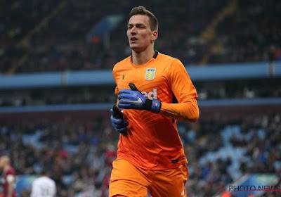 Lovre Kalinic gaat de overstap maken van Aston Villa naar Sampdoria