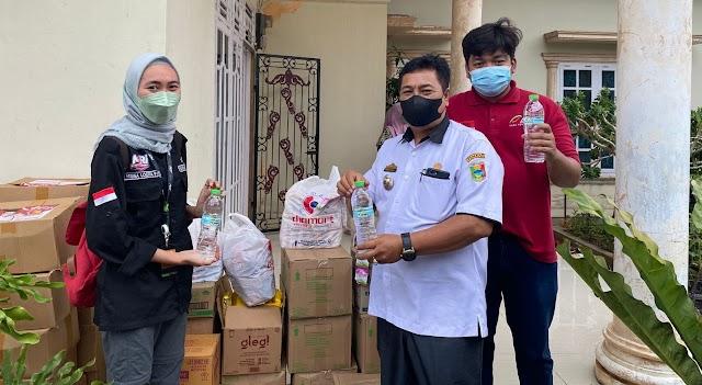 Tim ACT, MRI Dan RAPI Lokal 02 Kunjungi Warga Terdampak Banjir Wonosobo