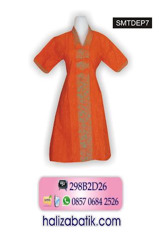 grosir batik pekalongan, Dress Batik, Batik Modern, Baju Batik Modern