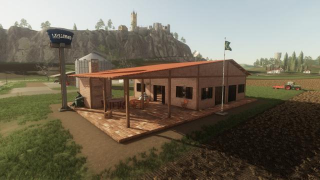 Casa Agronópolis Pc,Mac,Ps4,Xbox1