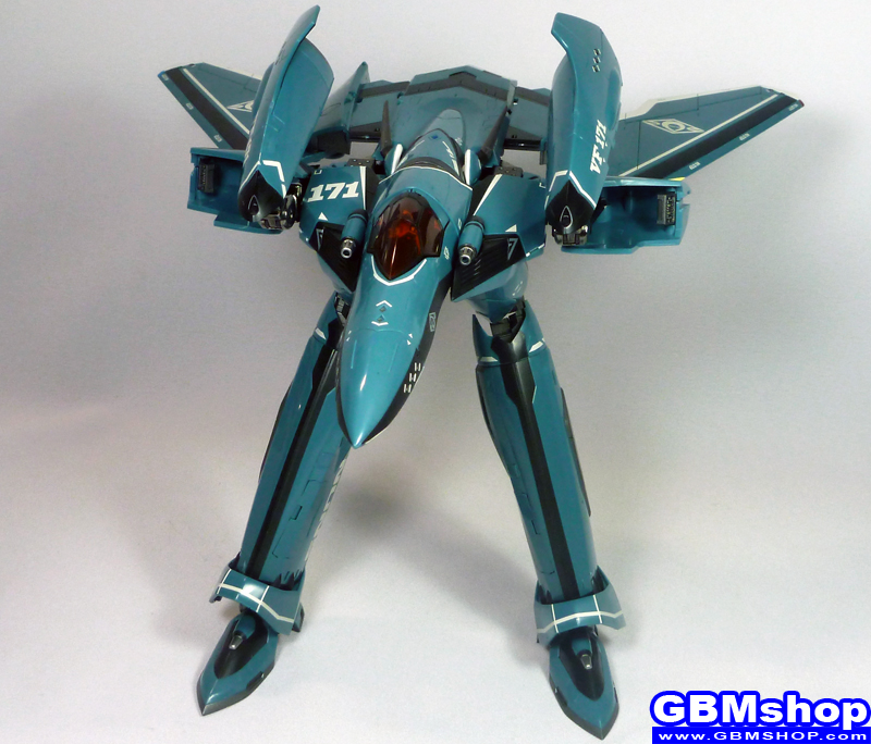 Macross Frontier VF-171 Nightmare Plus General Machine GERWALK Mode