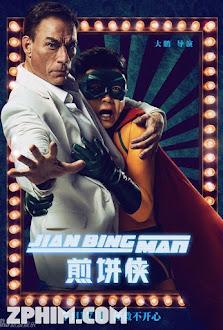 Siêu Nhân Bánh Rán - Jian Bing Man (2015) Poster