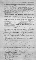 Kogel Bouwmeester, Gerrit de en Bruijn, Aartje de Huw. 19-01-1861 Tienhoven b.jpg
