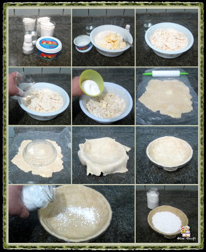 Torta de pêssegos Refém 5