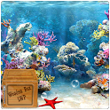 live coral reef wallpaper- underwater coral reef icon