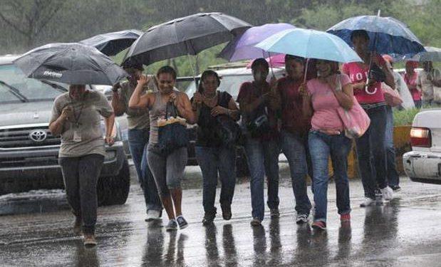 Siguen los efectos de Vaguada República Dominicana
