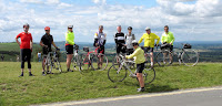 At the Devil's Dyke