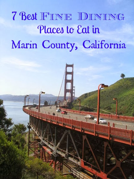 Love fine dining? 7 best fine dining restaurants in Marin County, California
