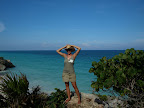 Patricia vor der Karibik