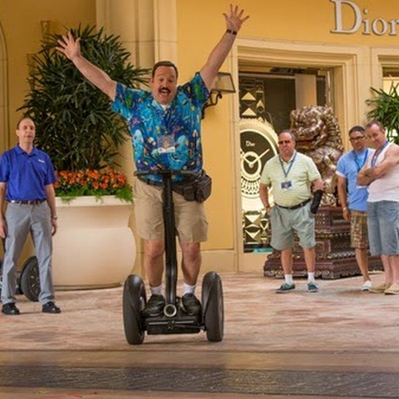 """Paul Blart: Mall Cop 2"" Nabs Smash US Opening"