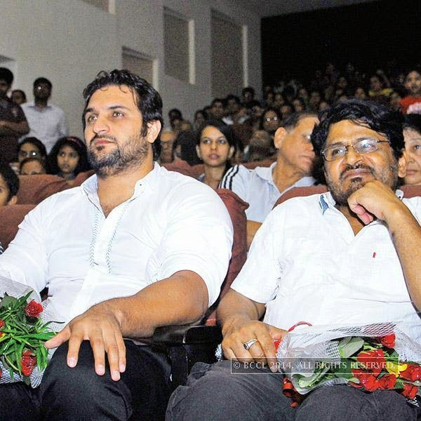 The chief guests for the evening were actors Pradeep Kharab and Raghuvir Yadav.