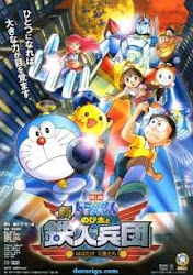 Doraemon: Nobita and the New Steel Troops - Nôbita & Binh Đoàn Robot