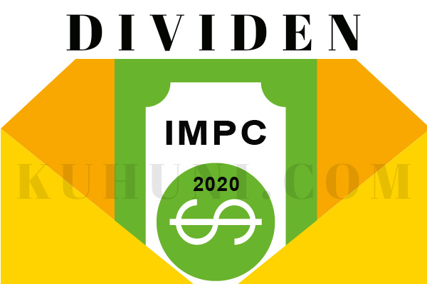Jadwal dividen IMPC 2020