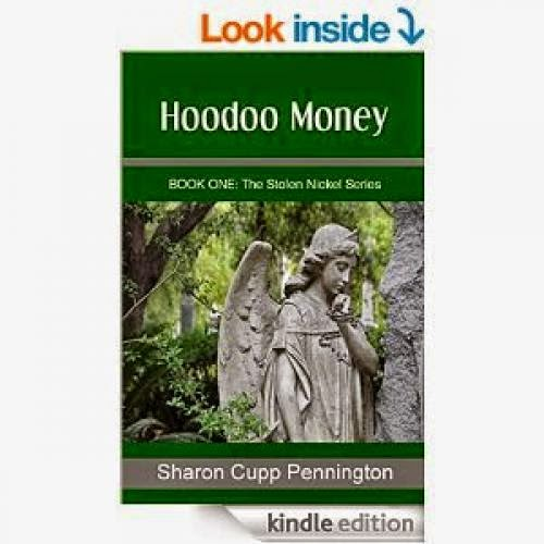 99 Cent Book Find Hoodoo Money By Sharon Cupp Pennington