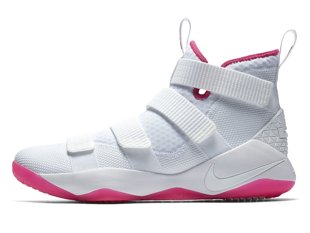 meet d4368 05ed0 Release Reminder: Nike LeBron Soldier 11 Kay Yow | NIKE ...