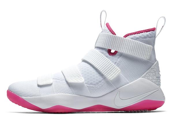 Release Reminder Nike LeBron Soldier 11 Kay Yow