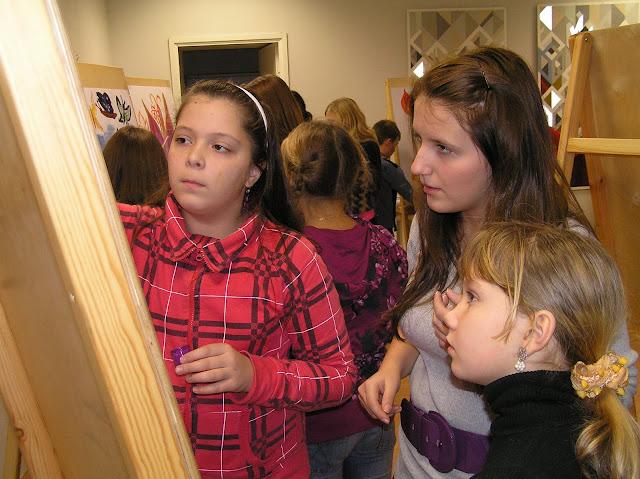 Kunstiosakonda sisseastunud laste pühitsemine - PB100360.JPG