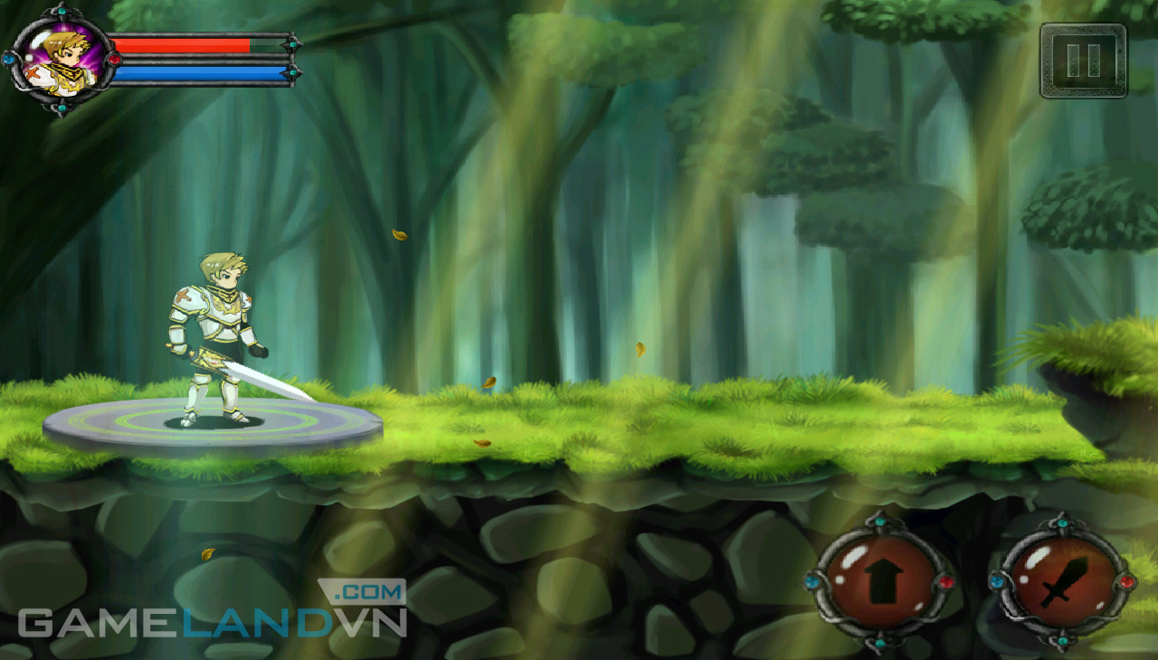 """""""Bóc tem"""" game mới Demon Hunter của Divmob 8"""