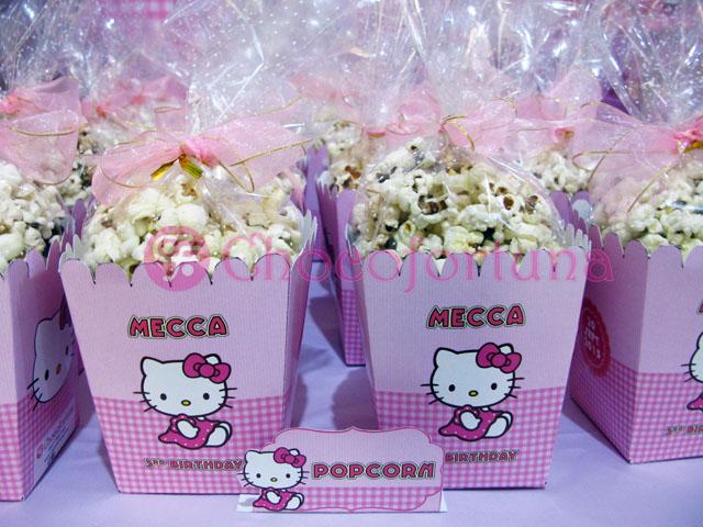Dessert Table Mecca Hello Kitty Ultah Birthday Ulangtahun Ulang Tahun sweet corner