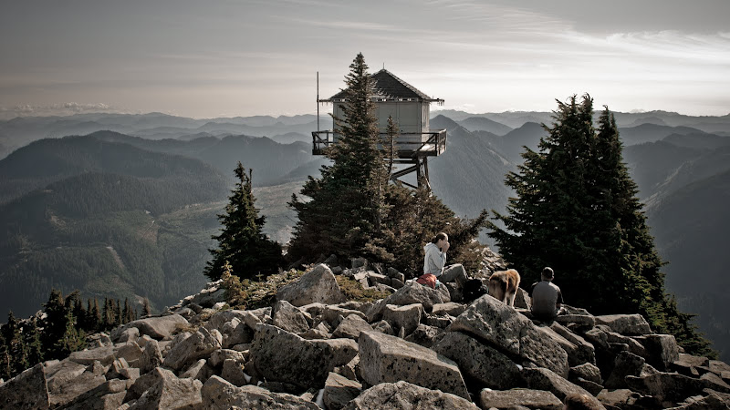 Snoqualmie NF -- Granite Mountain..