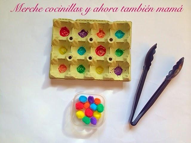 juego de motricidad fina y para aprender los colores para nios de aos juego montessori