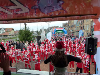 The Christmas Fun Run 2015