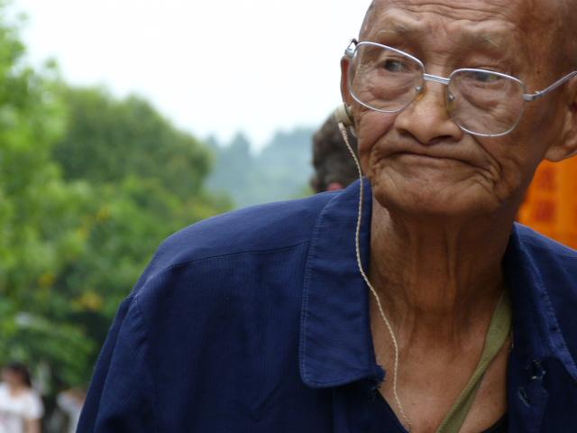 CHINE.SICHUAN.PING LE à 2 heures de Chengdu. Ravissant .Vallée des bambous - P1070560.JPG