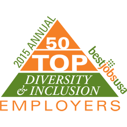 BestJobsUSA Top 25 Diversity and Inclusion Employers