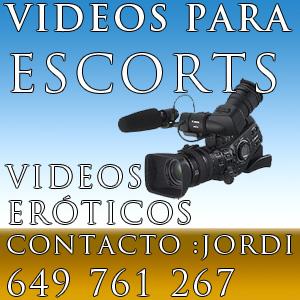 fotografia para escorts y videos para internet