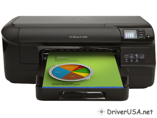 Driver HP Officejet Pro 8100 ePrinter – N811a/N811d – Download & install Instruction