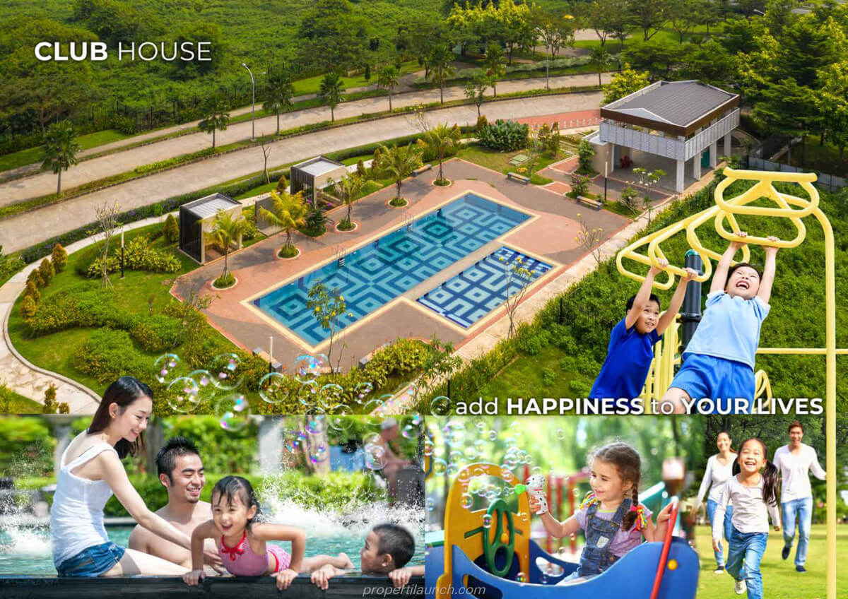 Club House GardenVille
