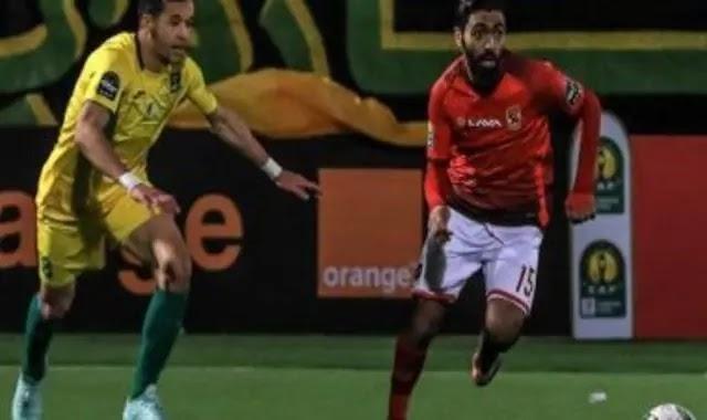 ملخص أحداث مباراة الأهلي المصري وشبيبة الساورة الجزائري دوري أبطال إفريقيا