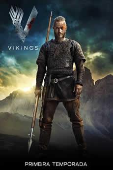 Baixar Série Vikings 1ª Temporada Torrent Grátis