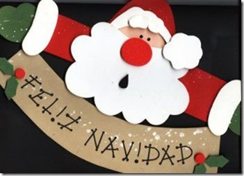decoracion de puertas y ventanas navidad  (8)
