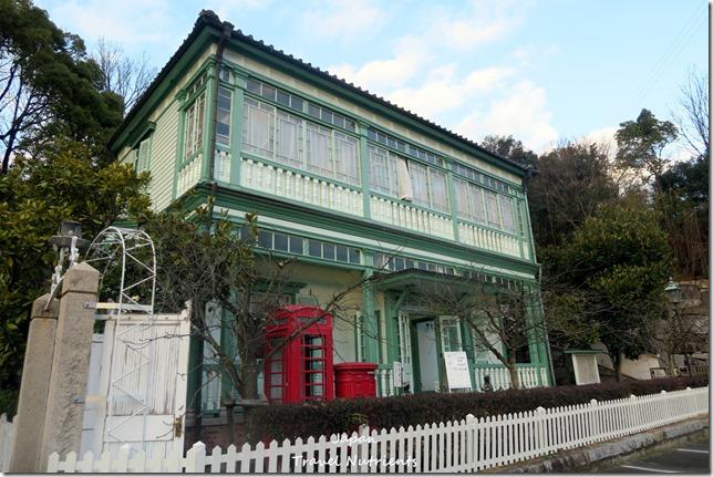 日本四國高松景點博物館  四國村 (40)