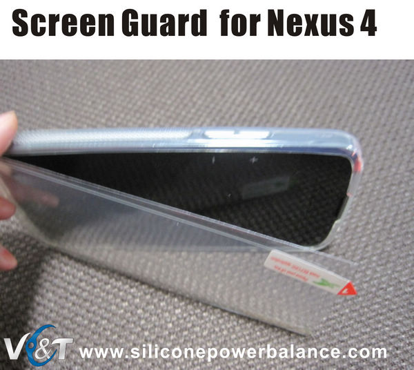 screen protector for lg e960 nexus 4 screen guard for nexus 4