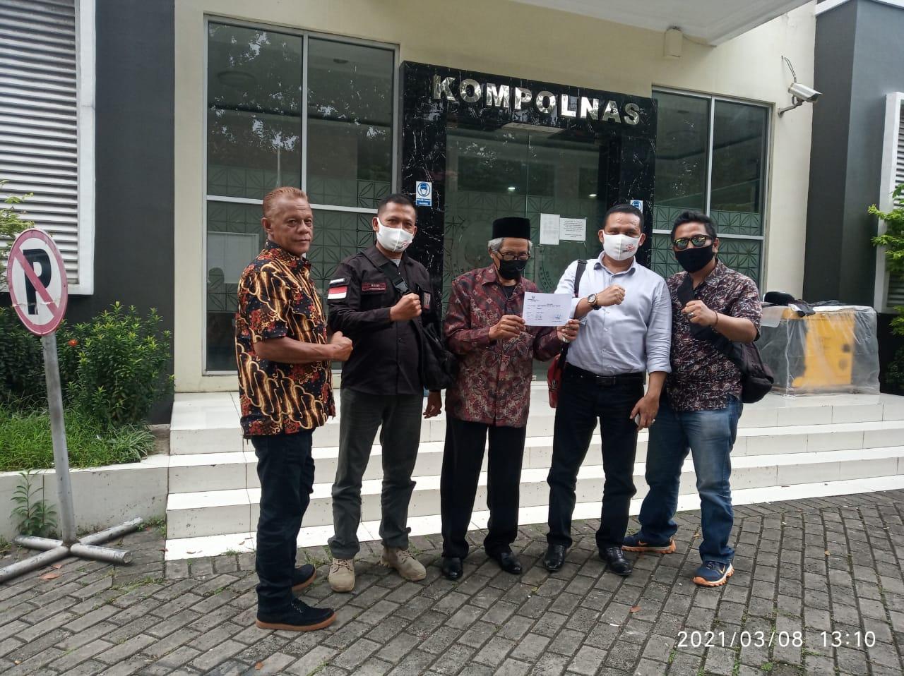 PENAMAS Siap Penjarakan Oknum Apdesi Kabupaten Sukabumi Ojang Afandi
