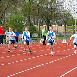 Pupillen competitie Tilburg, 19-04-2008