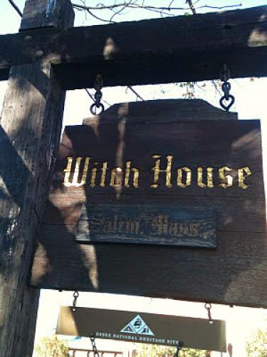 The Salem Witch House And Jonathan Corwin